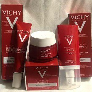 NEW! Vichy LiftActive Peptide-C Bundle Trio +++++